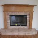 本場の暖炉も設置可能